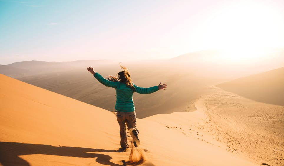 The Namib Desert contains some of the world's tallest sand dunes © Westend61 / Getty Images