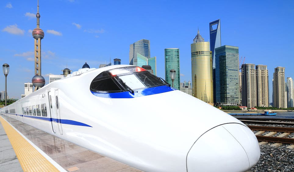 It's becoming easier to travel around China thanks to the country's expanding high-speed rail network © ArtisticPhoto / Shutterstock