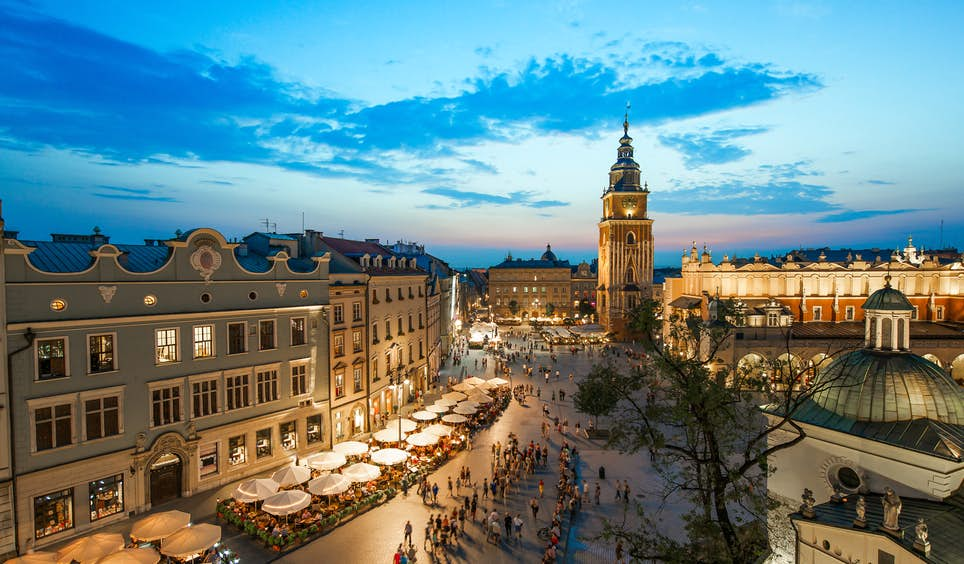 Beautiful Kraków draws the crowds, but Poland has plenty more to offer © Mark_and_Anna_Wilson / Shutterstock
