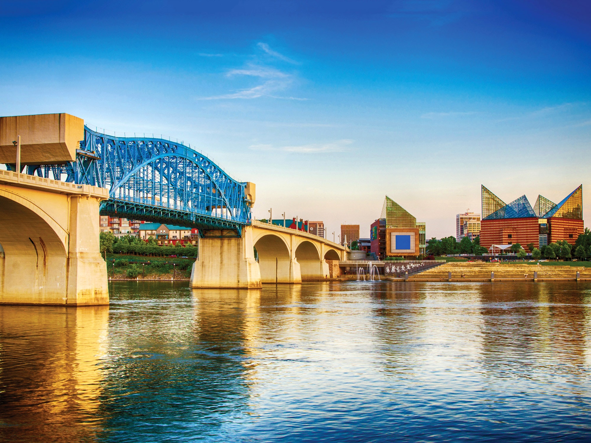 Chattanooga epitomises elevated Southern living © Chattanooga Convention & Visitors Bureau