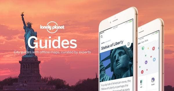 Guides by Lonely Planet - curated guides to 8,000+ cities