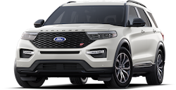 All New 2020 Ford Explorer Vehicle