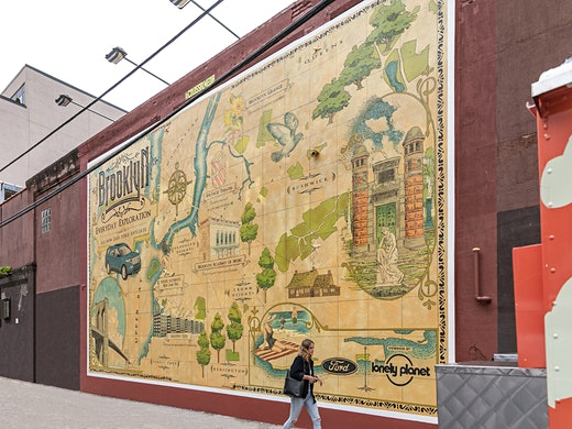 About the Mural