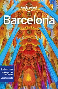 The Lonely Planet Guide to Barcelona