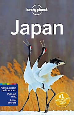 The Lonely Planet Guide to Japan