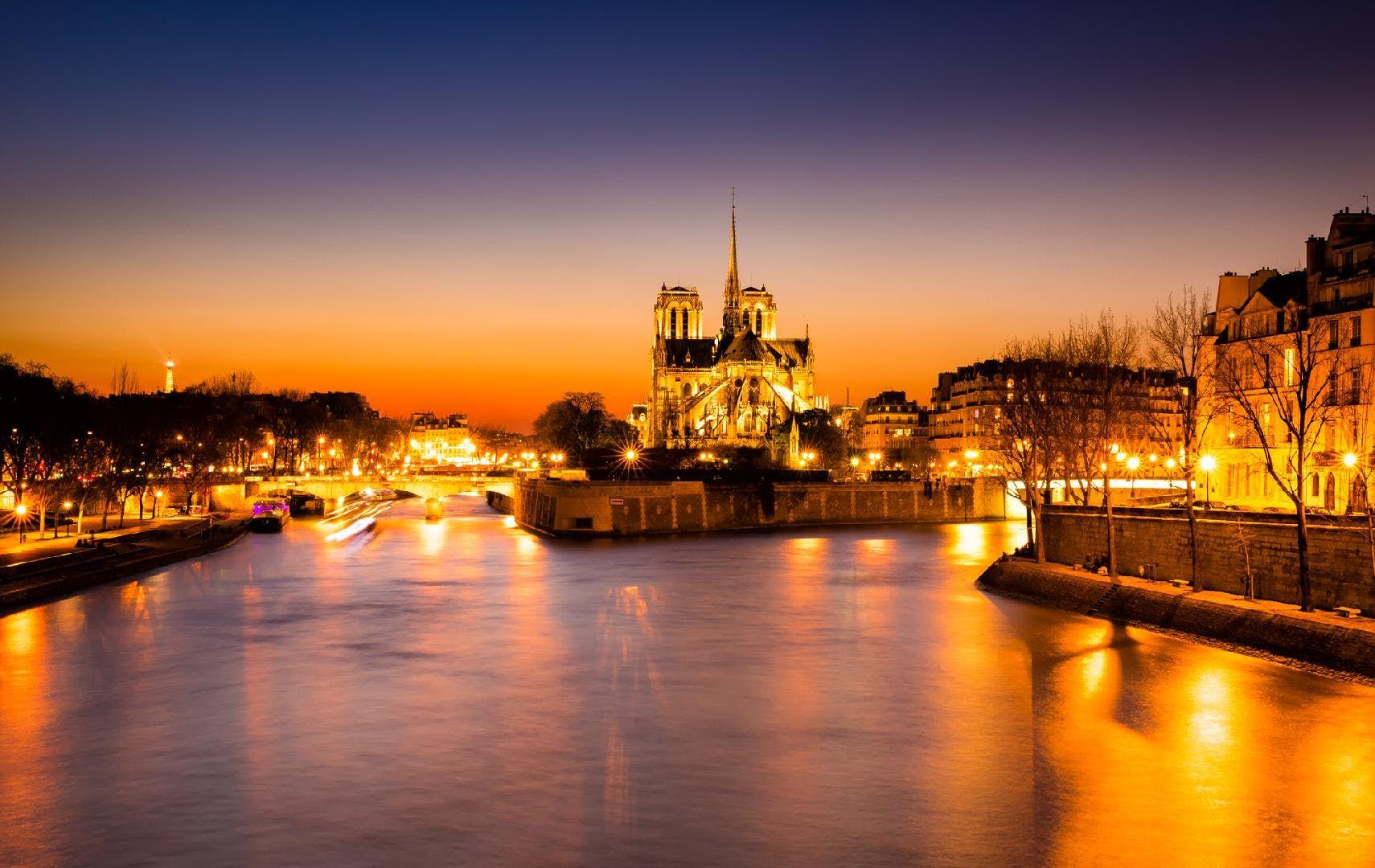 Introducing Paris