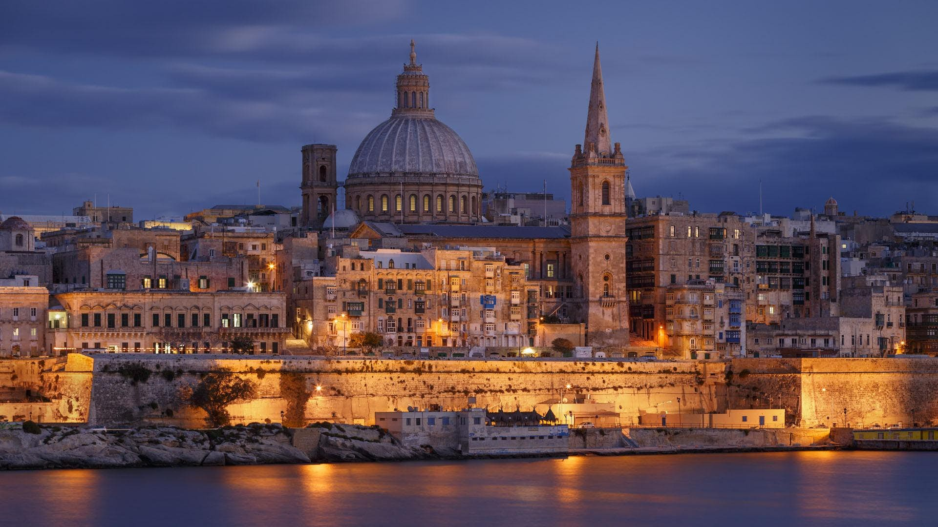 Just Back From Malta Lonely Planet Video