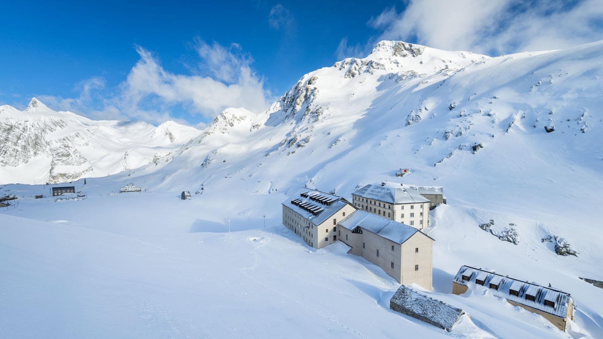 just back from: swiss alps - lonely planet video