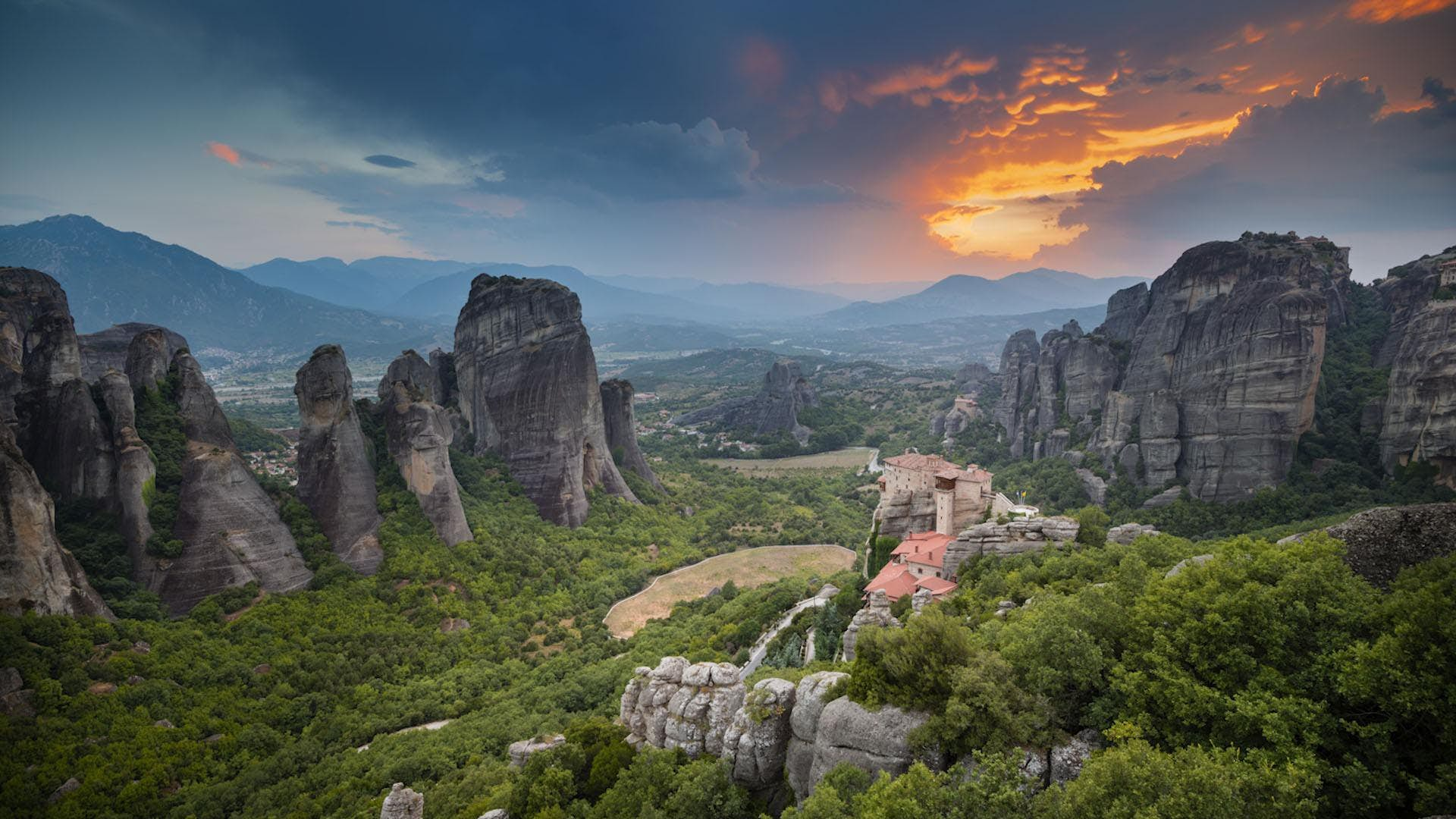 Discover Meteora Beyond The Monasteries Lonely Planet Video