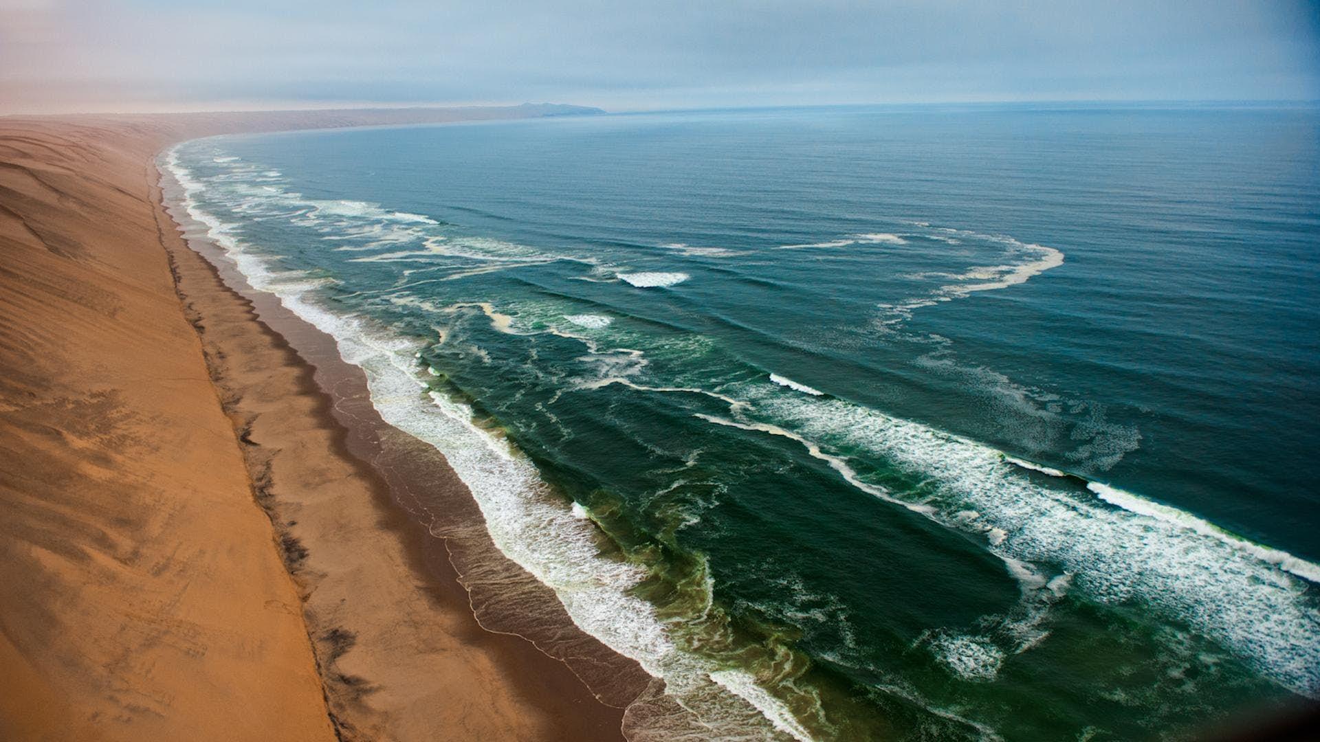 Skeleton Coast Namibia >> Discover Namibia's Skeleton Coast - Lonely Planet Video