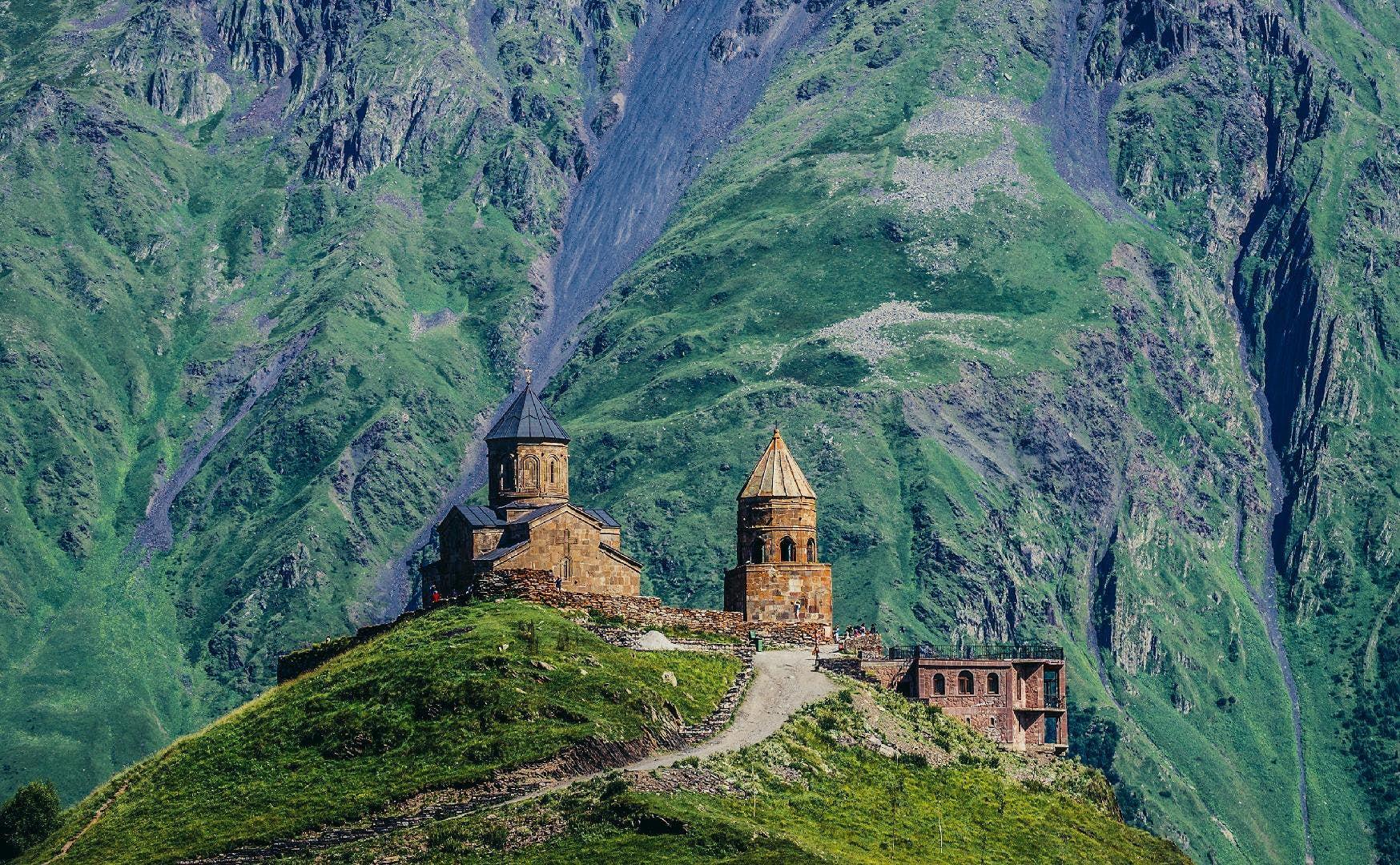 Introducing Georgia, Armenia & Azerbaijan - Lonely Planet ...