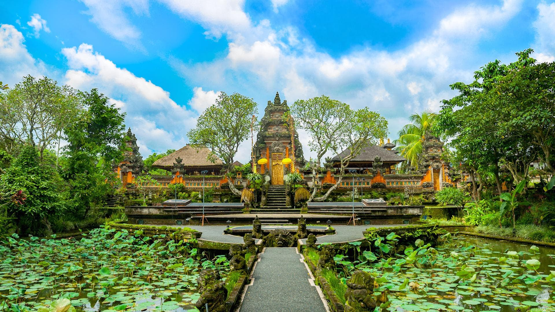 Solo travel in the spiritual heart of Bali