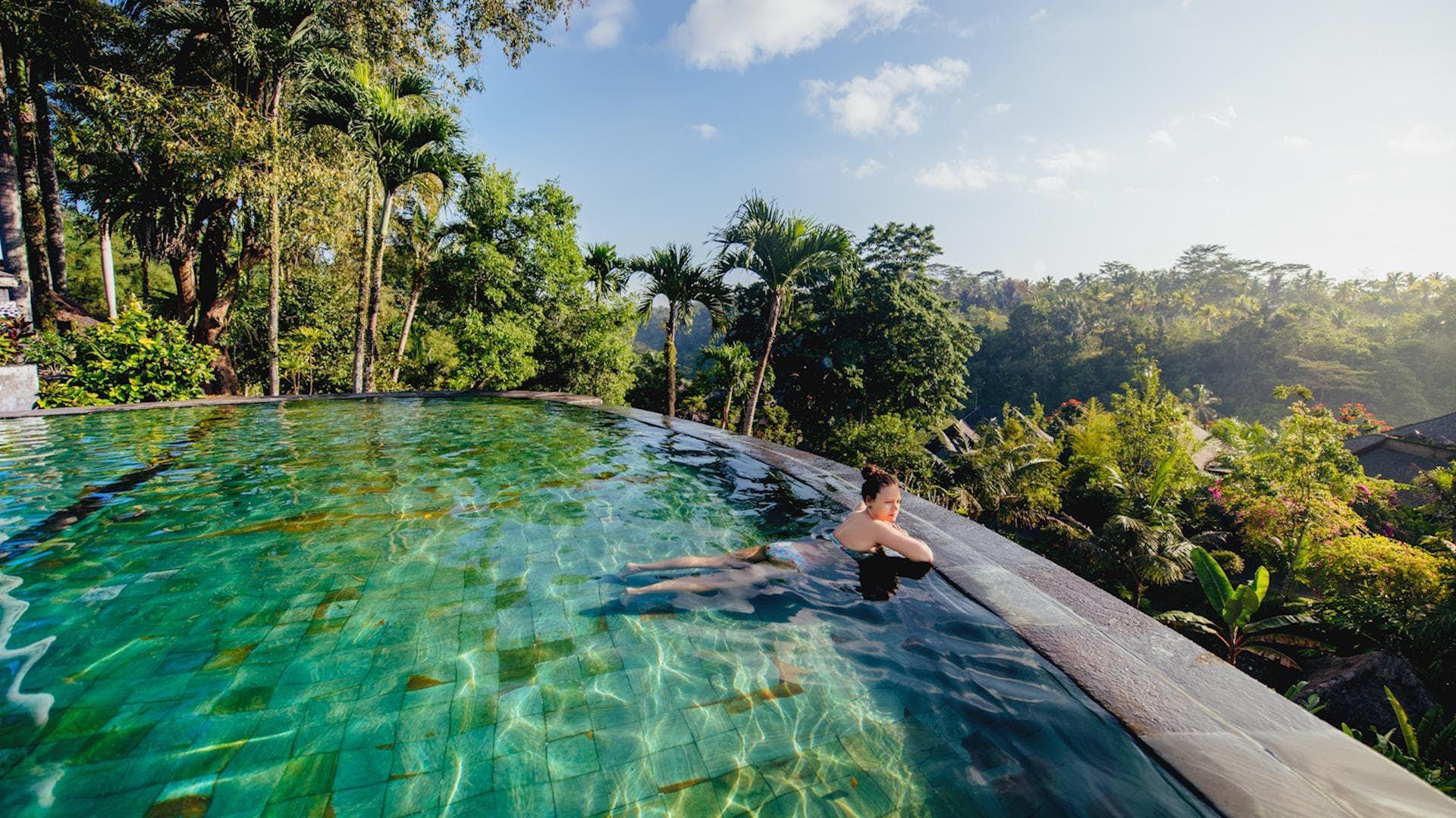 How to find your zen in Bali
