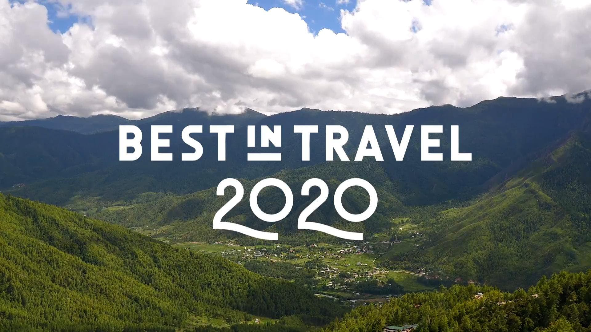 The best destinations to visit in 2020 - Lonely Planet Video