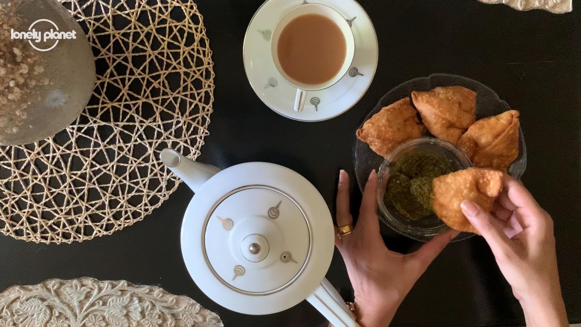 How to make Indian Samosas