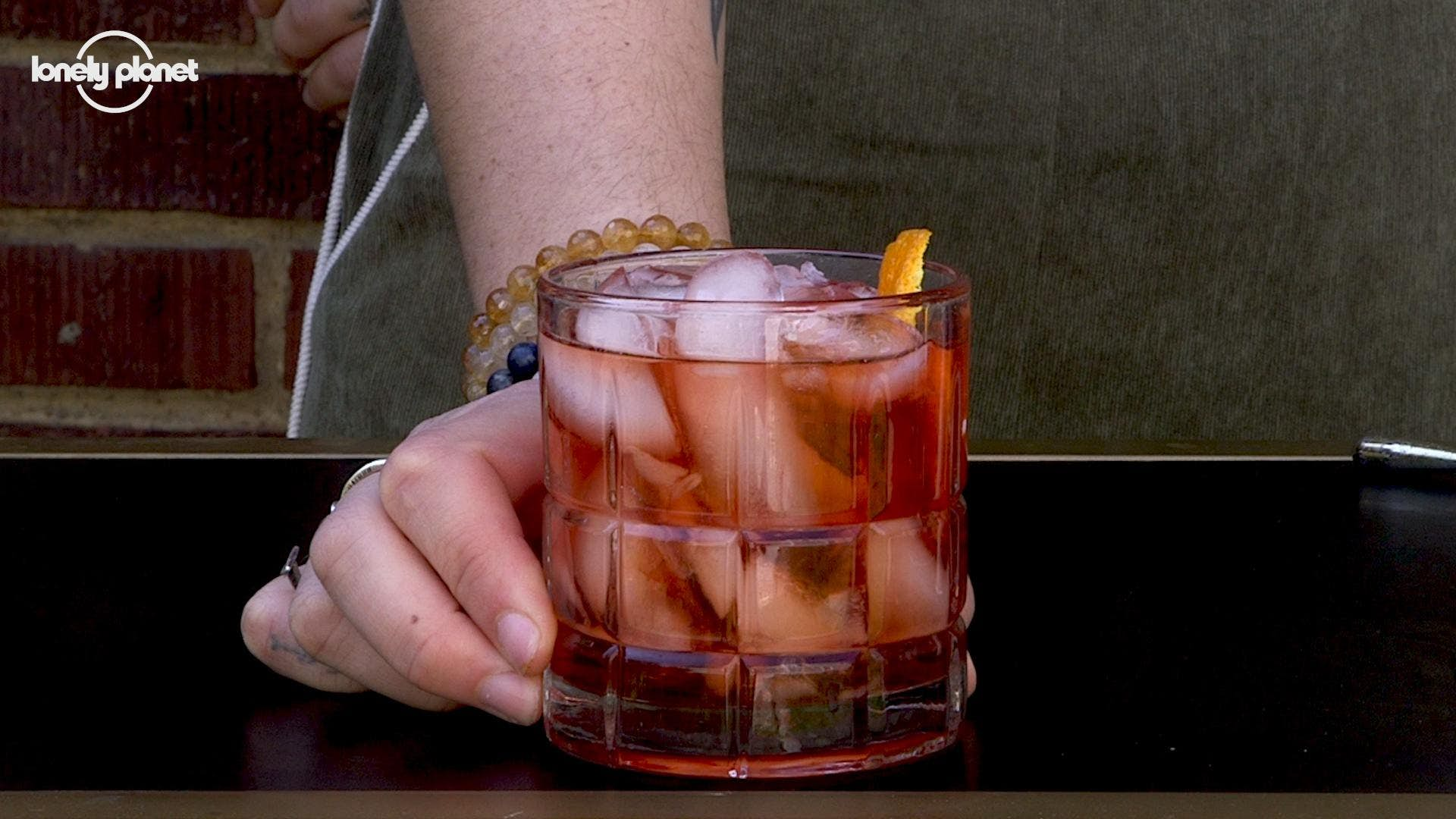 Destination Drinks: Italian Negroni